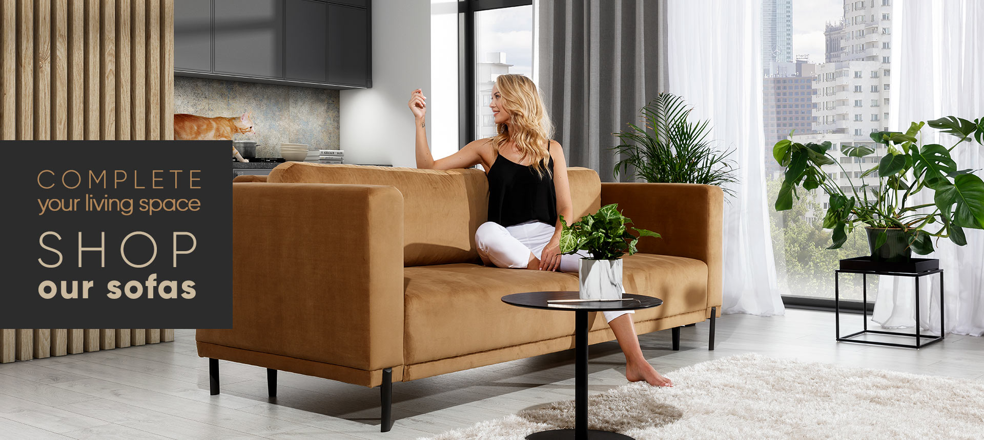 Complete your living space  - Online store Smart Furniture Mississauga