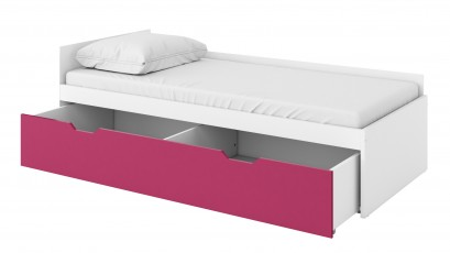 Lenart Under Bed Drawer Yeti Y-21 - 2-compartment drawer for Yeti bed