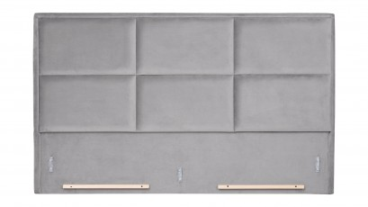 Hauss Bed Costa - Modern upholstered bed
