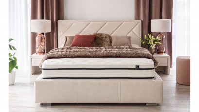 Hauss Bed Nastri - Stunning upholstered bed