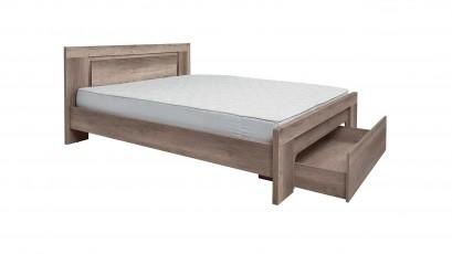 Anticca Queen Bed - European design