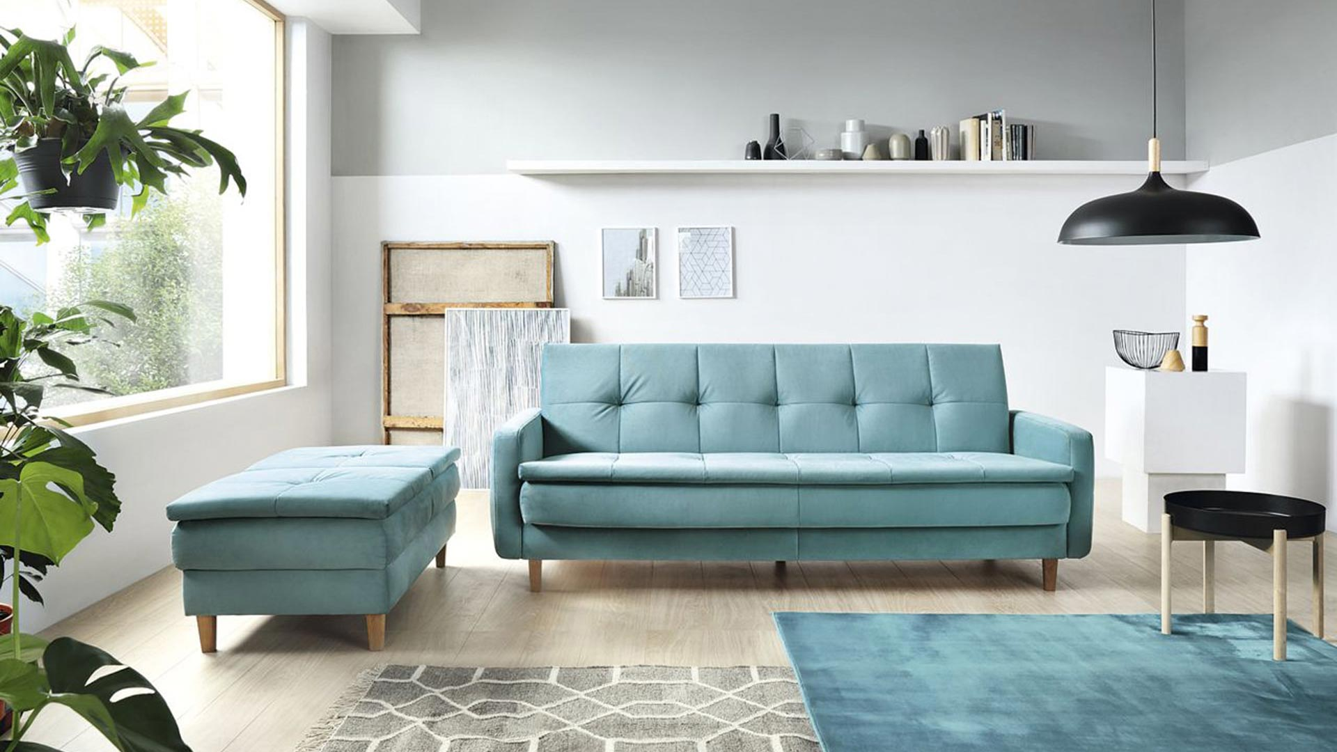 How to make a small apartment cozy - get inspired by Smart Furniture online store