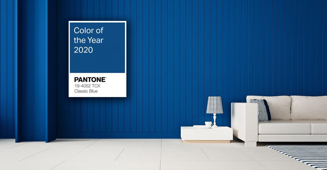 Classic Blue – Color of the Year 2020