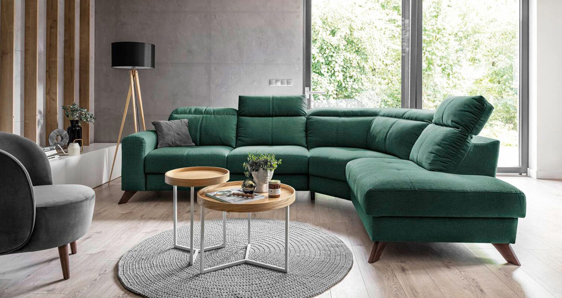 The colours of spring in interior design - get inspired by Smart Furniture online store