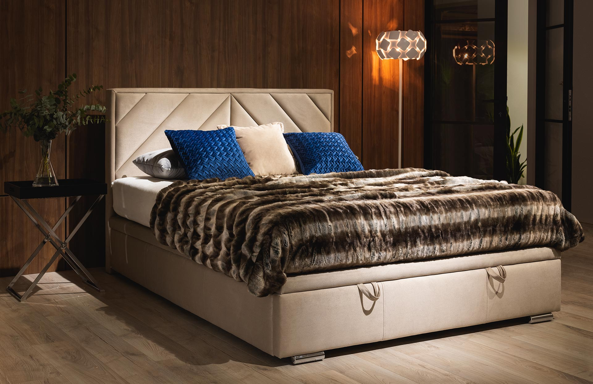 Modern and stylish beds that can catch your eye - get inspired by Smart Furniture online store