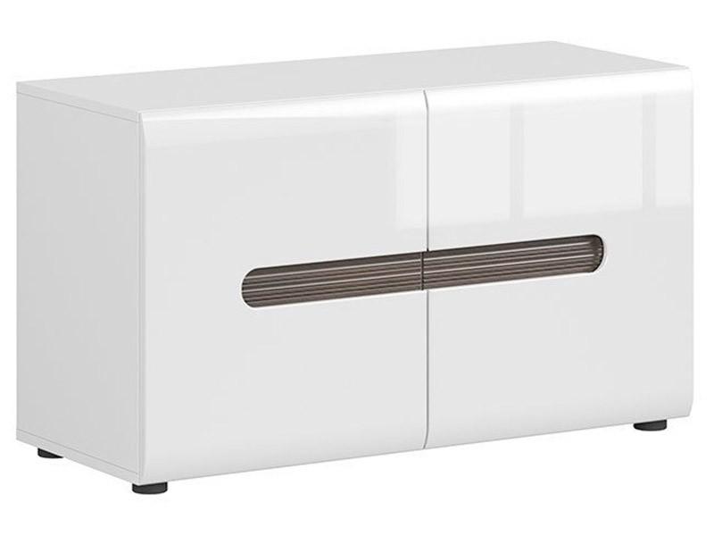 Azteca Trio Shoe Cabinet - Storage cabinet for hallway