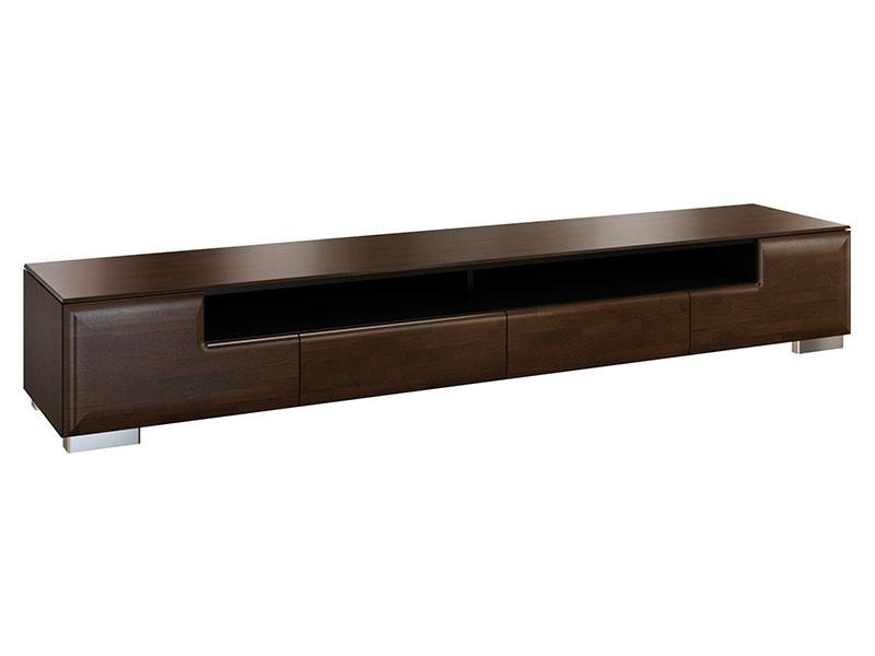 Mebin Rossano Tv Stand Maxi Oak Notte - High-quality European furniture