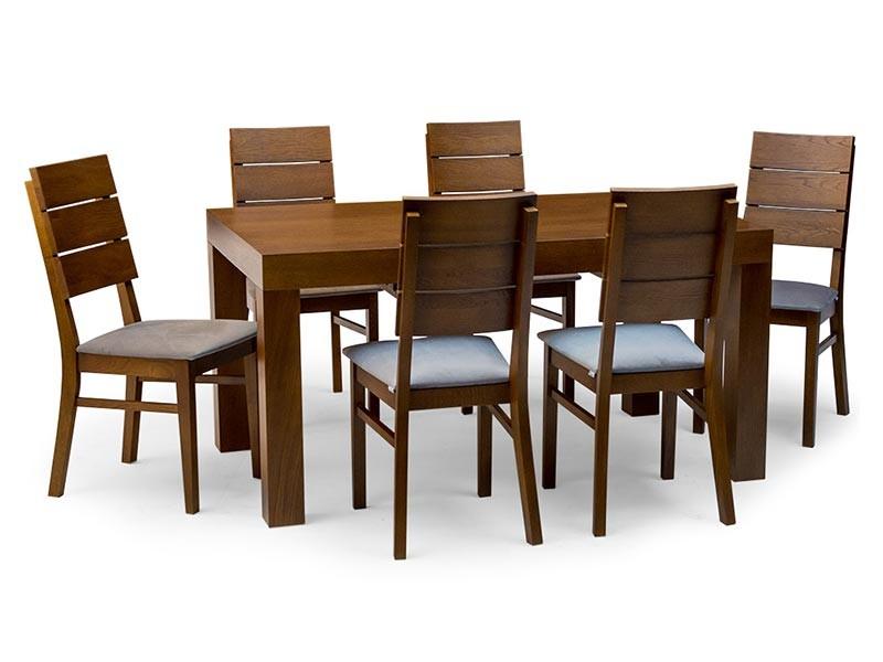Bukowski Dining Set Karlos and Insignio - European extendable table