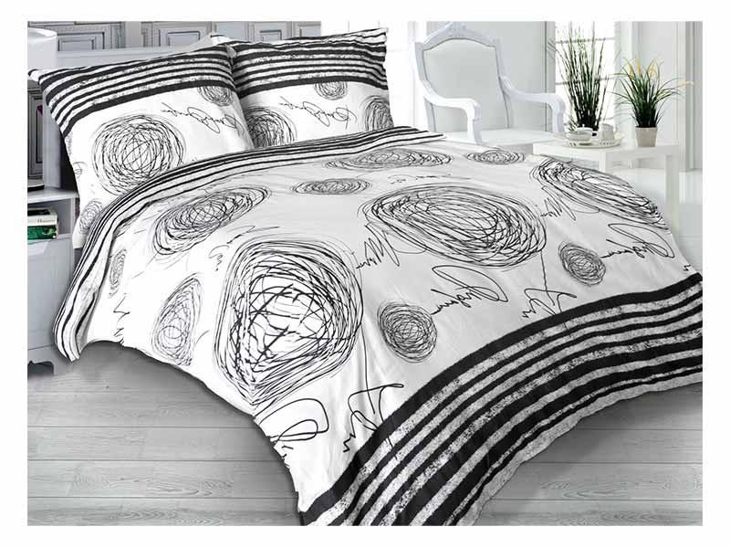 Darymex Cotton Duvet Cover Set - Sofia 21441-1 - Europen made