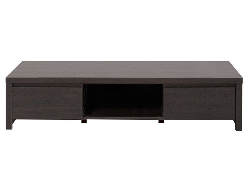 Kaspian Wenge Tv Stand - Contemporary furniture collection