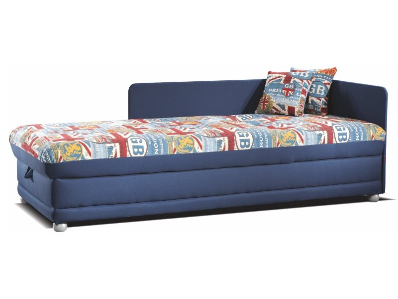 Libro Daybed Iga - Comfortable daybed with an adjustable head of the mattress
