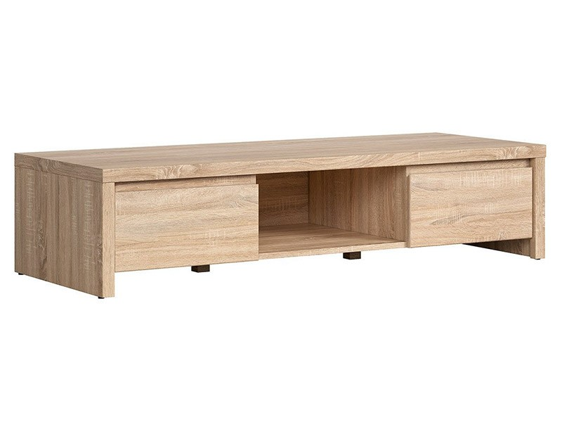 Kaspian Oak Sonoma Tv Stand - Contemporary furniture collection