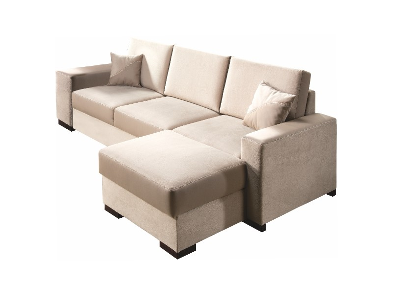 Libro Sectional Markus 2FL-OBKR - Sectional with bed and storage