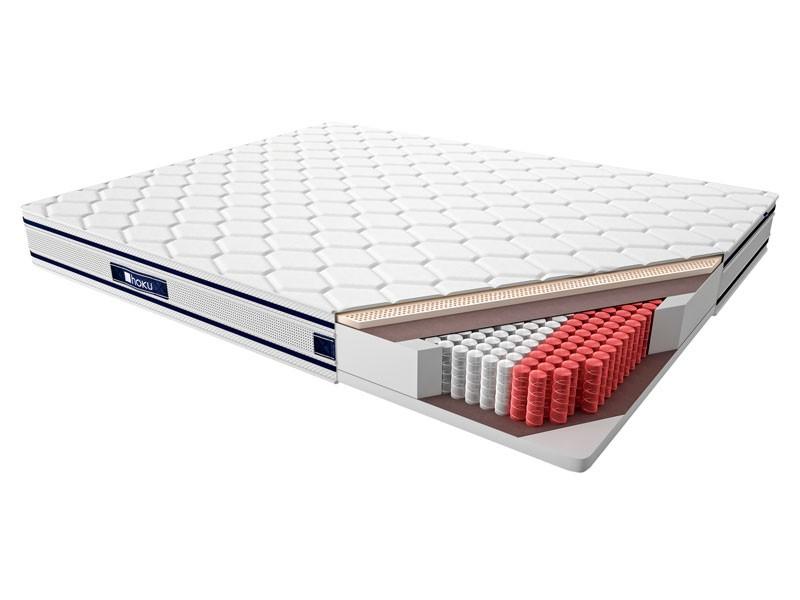 Hoku Mattress Erato Latex - Pocket coils mattress