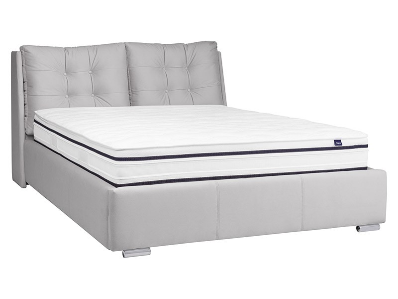 Masket Bed Novio - Modern upholstered bed
