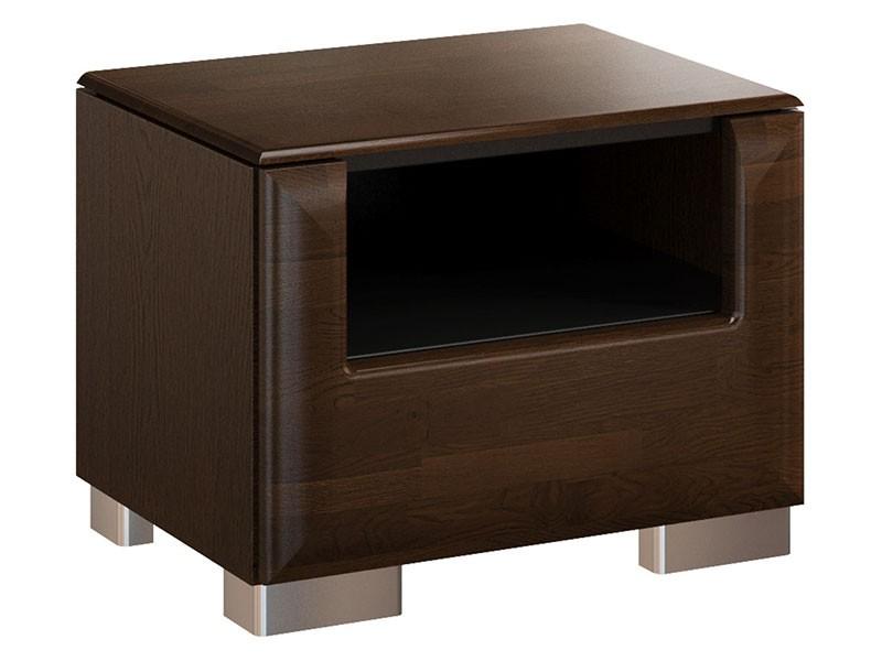 Mebin Rossano Nightstand Oak Notte - High-quality European furniture
