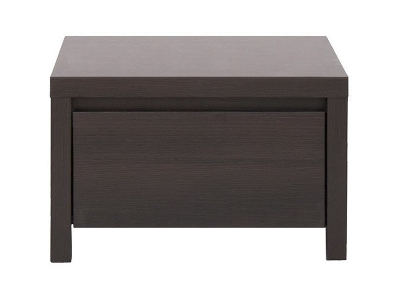 Kaspian Wenge Nightstand - Contemporary furniture collection