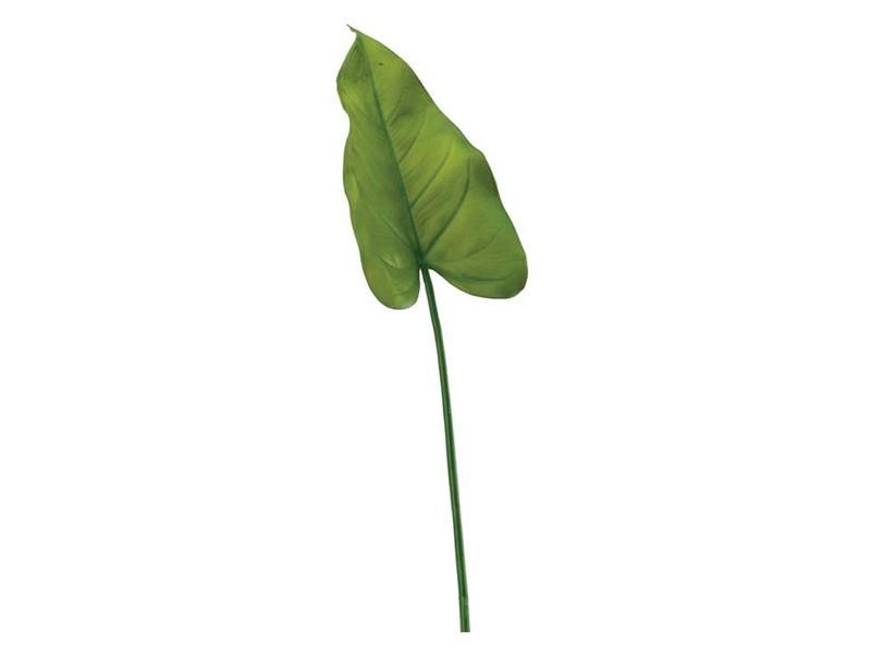 Torre & Tagus Calla Lily Leaf Stem - Vase filler