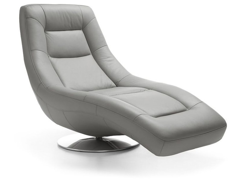 Gala Collezione Chaise Lounge Orio - Swivel chaise lounge