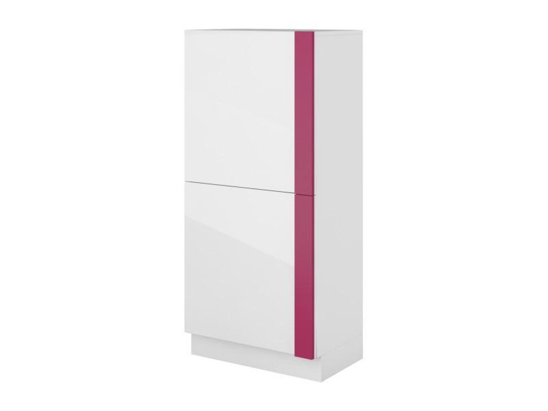 Lenart Storage Cabinet Yeti Y-06 - Spacious 2-door cabinet