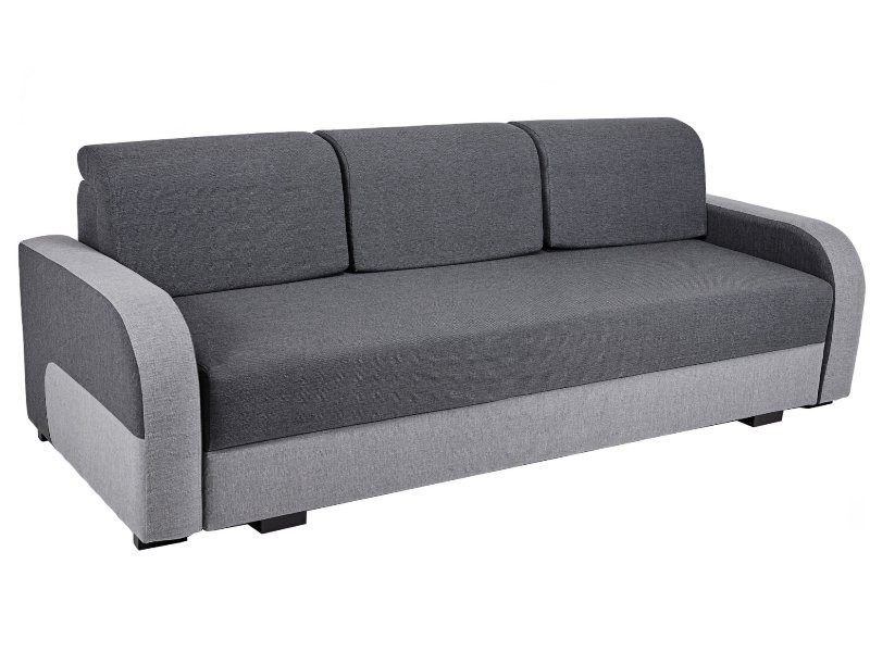 Masket Sofa Matrix - Fabric Inari 91/94 - Comfortable sofa bed with storage