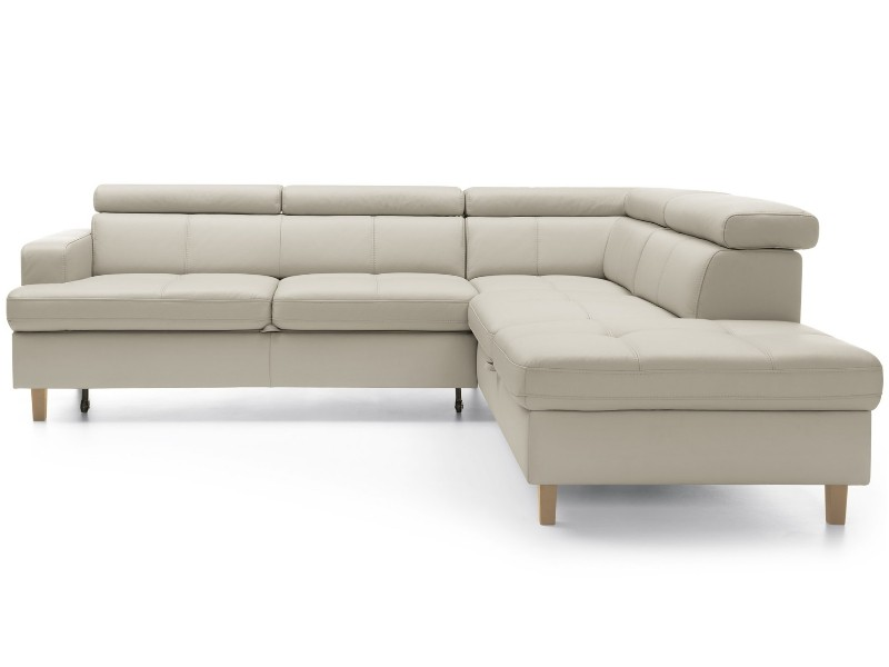 Sweet Sit Sectional Sisto - Modern sectional with adjustable headrests