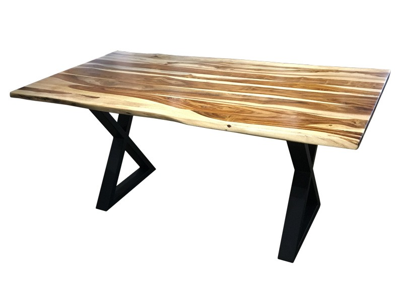 Corcoran Table ZEN-13-SH - Live Edge Table