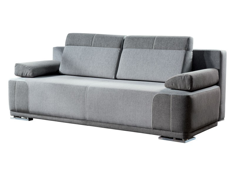 Libro Sofa Aston 3FBA - Modern and comfortable sofa with bed and storage