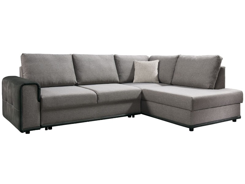 Libro Sectional Turn - Sectional with bed and storage