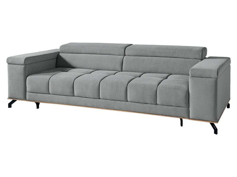 Libro Sofa Party 3SFBK - Sofa bed with storage