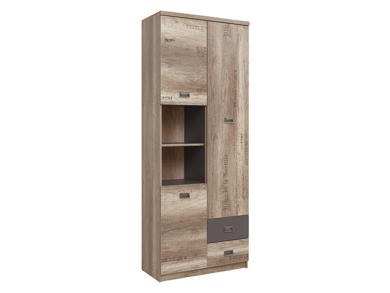 Malcolm Storage Cabinet - Contemporary youth collection
