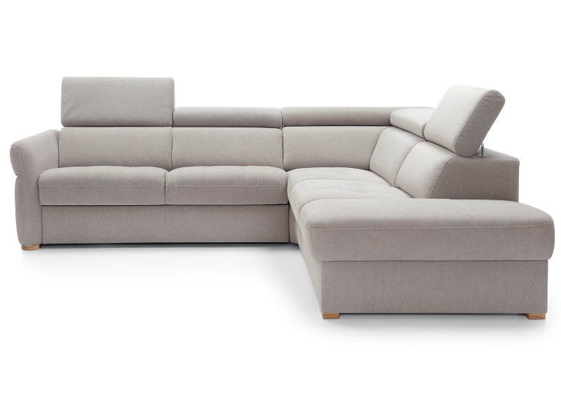 Gala Collezione Sectional Massimo - Sectional with bed and storage - Online store Smart Furniture Mississauga