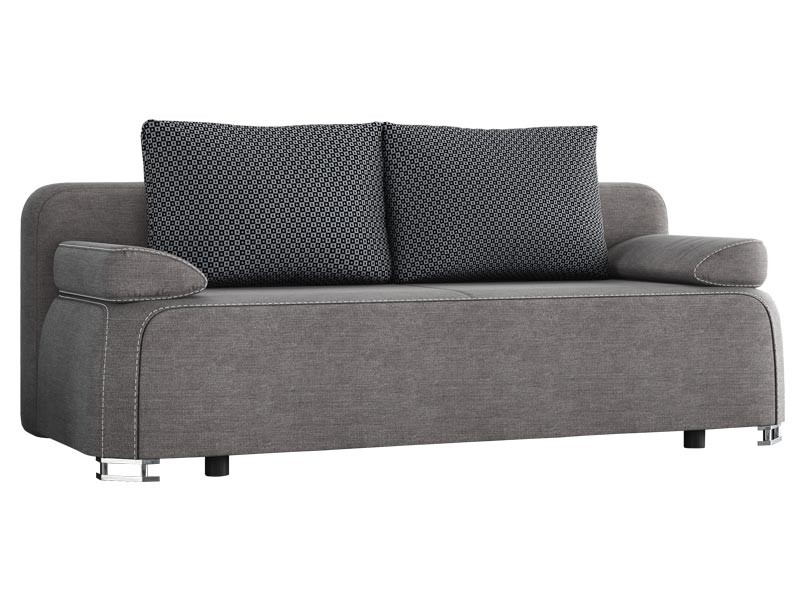 Libro Sofa Neos 3FBA - Sofa bed with storage