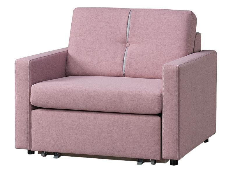 Libro Armchair Punto 1FBK - Compact armchair with bed and storage