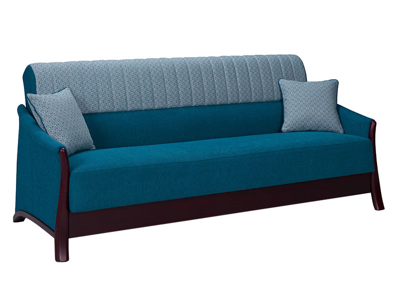 Unimebel Sofa Oliwia L - European sofa bed with storage - Online store Smart Furniture Mississauga