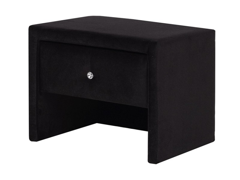 Hauss Nightstand STN Type B - Upholstered bedside table
