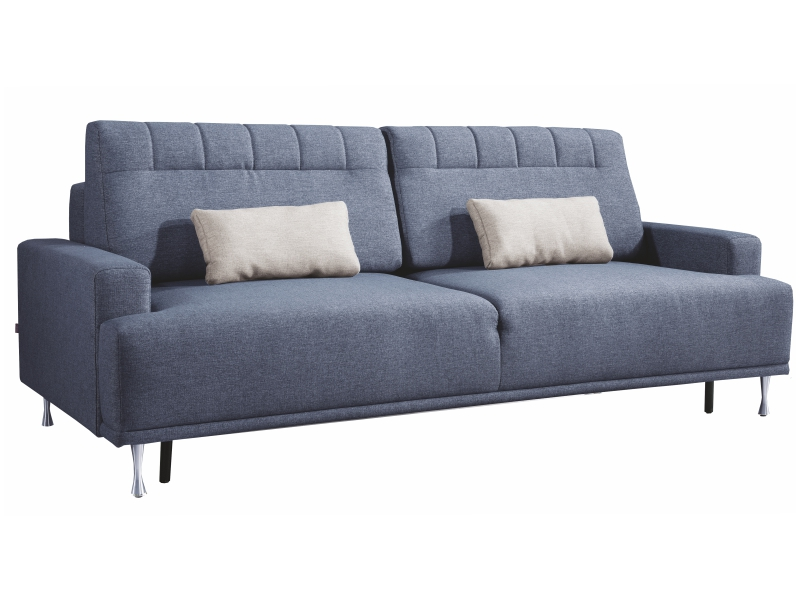 Libro Sofa Bed Uzo 3FBA - Modern sofa with bed and storage - Online store Smart Furniture Mississauga