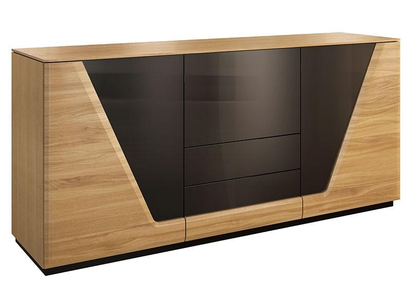 Mebin Smart Sideboard Natural Oak - Furniture of the highest quality