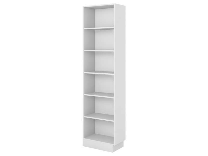 Lenart Bookcase Yeti Y-02P - Right sided bookcase - Online store Smart Furniture Mississauga