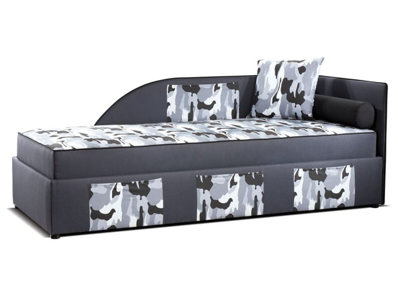 Libro Daybed Polo - catalog version - Comfortable daybed with storage