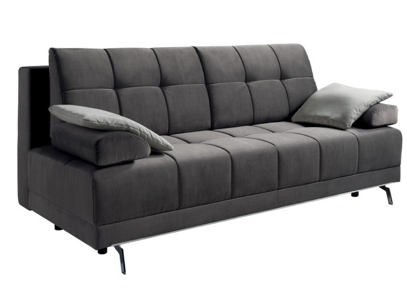 Libro Sofa City 3FBA - Modern tufted sofa