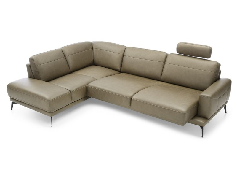 Gala Collezione Sectional Merano OTM(4)L – 2(160)VPe - Sectional with electric sliding seats