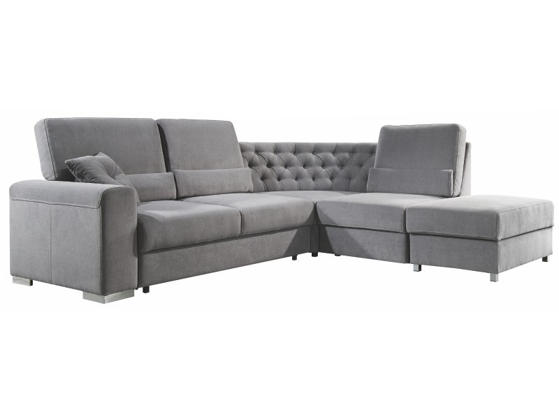 Libro Sectional Mundo Plus 2FL-EL-1SBK-HOBKR - Sectional with bed and two storages