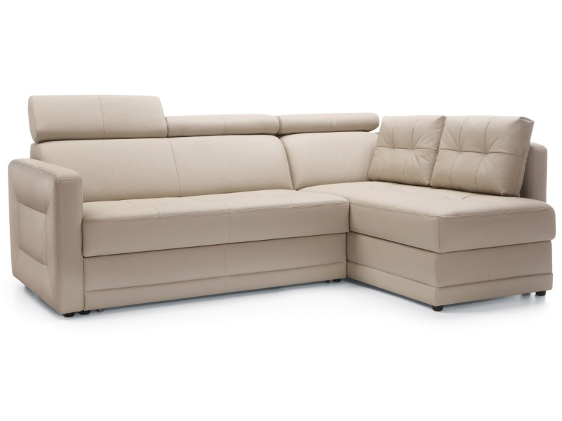 Sweet Sit Sectional Eden - Compact sectional with bed and storage