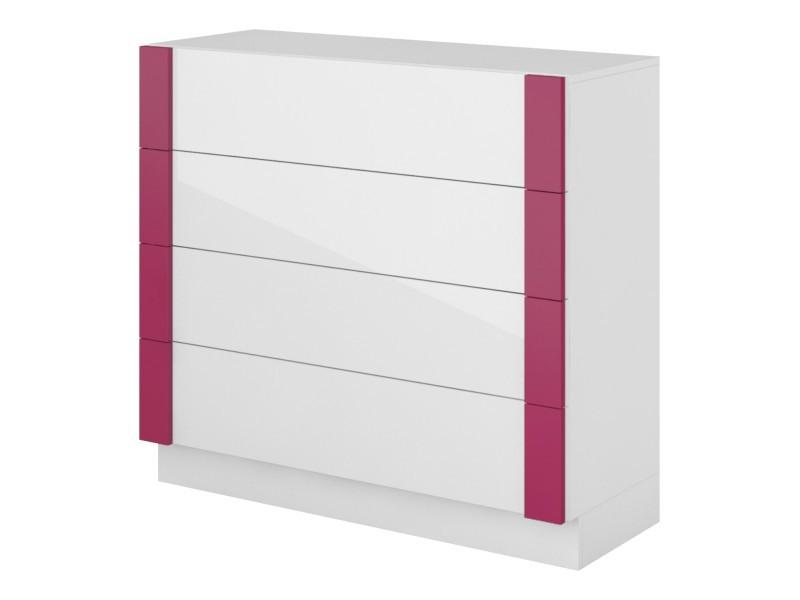 Lenart Dresser Yeti Y-07 - 4-drawers dresser