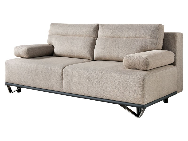 Libro Sofa Chester 3FBA - Comfortable sofa with bed and storage