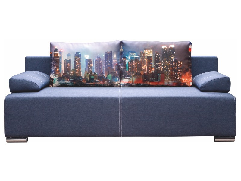 Libro Sofa Play Manhattan - Sofa bed with storage