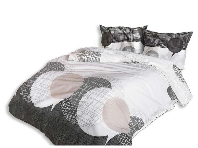 Darymex Cotton Duvet Cover Set - Sofia 21446-1 - Europen made