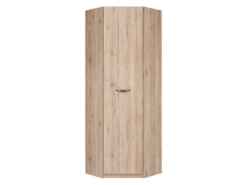 Executive Corner Wardrobe - Modern storage solution