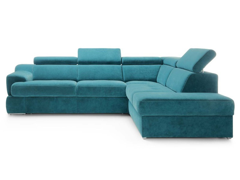 Gala Collezione Sectional Belluno 2,5QFL-SSEII-KEP - Modular sectional with bed and storage